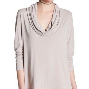BB Dakota oversized cowl neck sweater